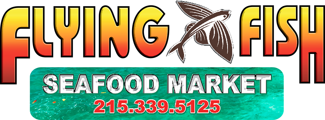 Flying Fish-Seafood Market